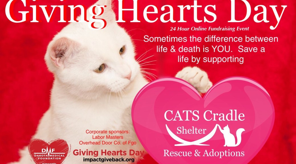 giving hearts day web card
