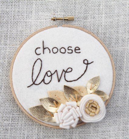 Choose Love - 5 inches
