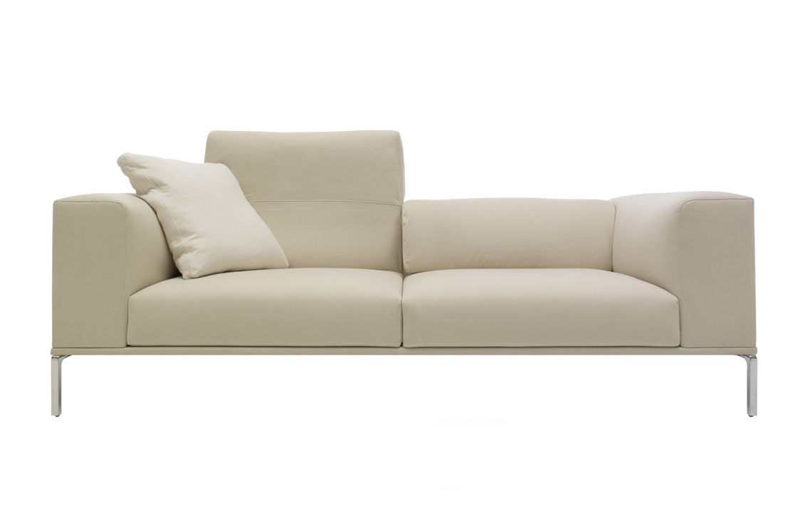 Divano In Pelle Frau 191 Moov Cassina Divano Chaiselongue Sofa Design Piero Lissoni