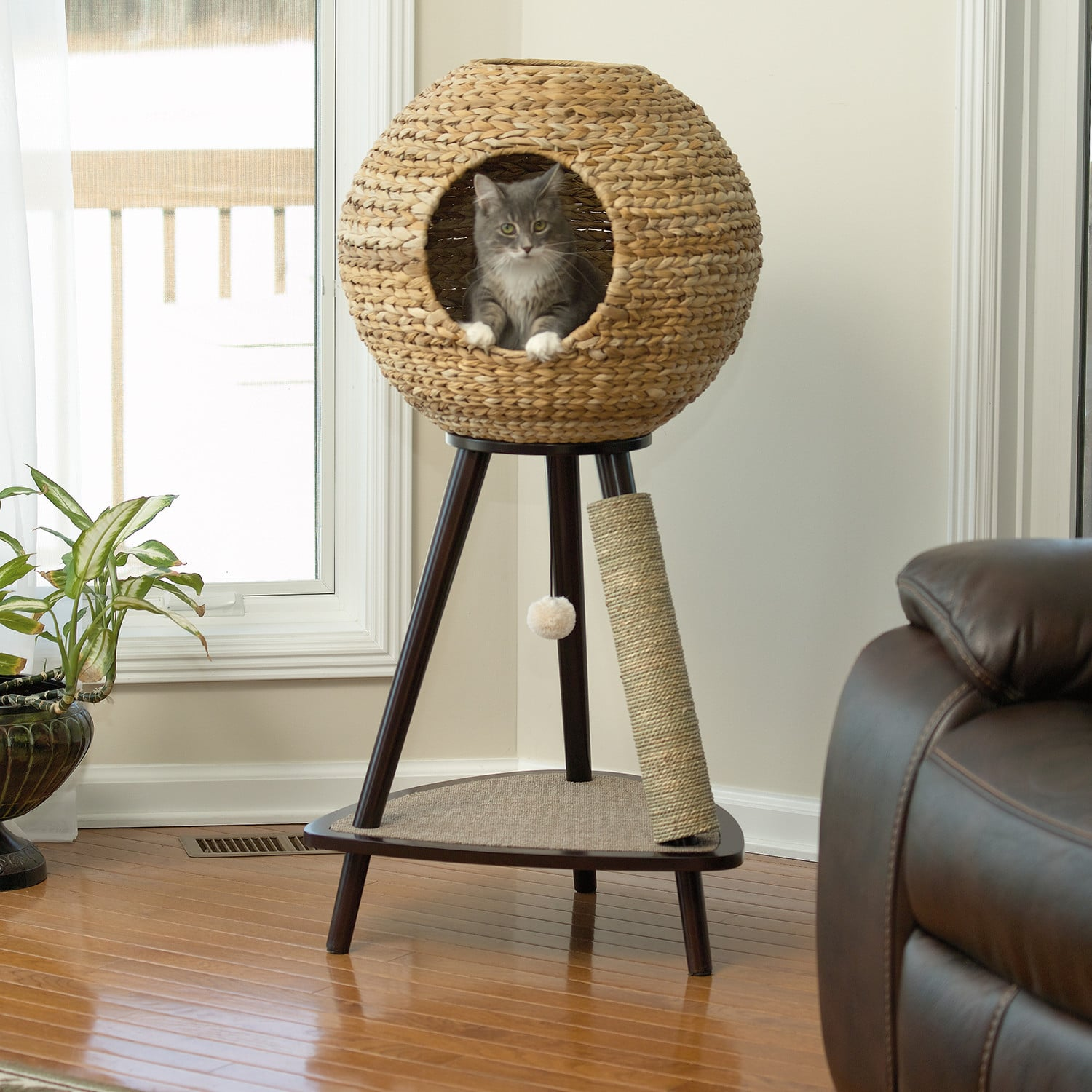 Modern Cat Bed Furniture Cat Tree Uk The Uk 39s Largest Online Retailer Of Cat