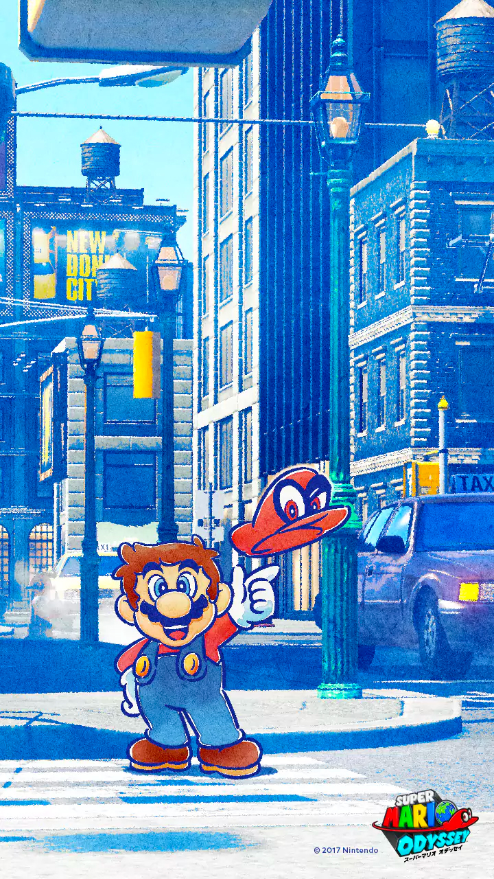 Iphone Wallpaper Reddit Super Mario Odyssey Wallpapers Cat With Monocle