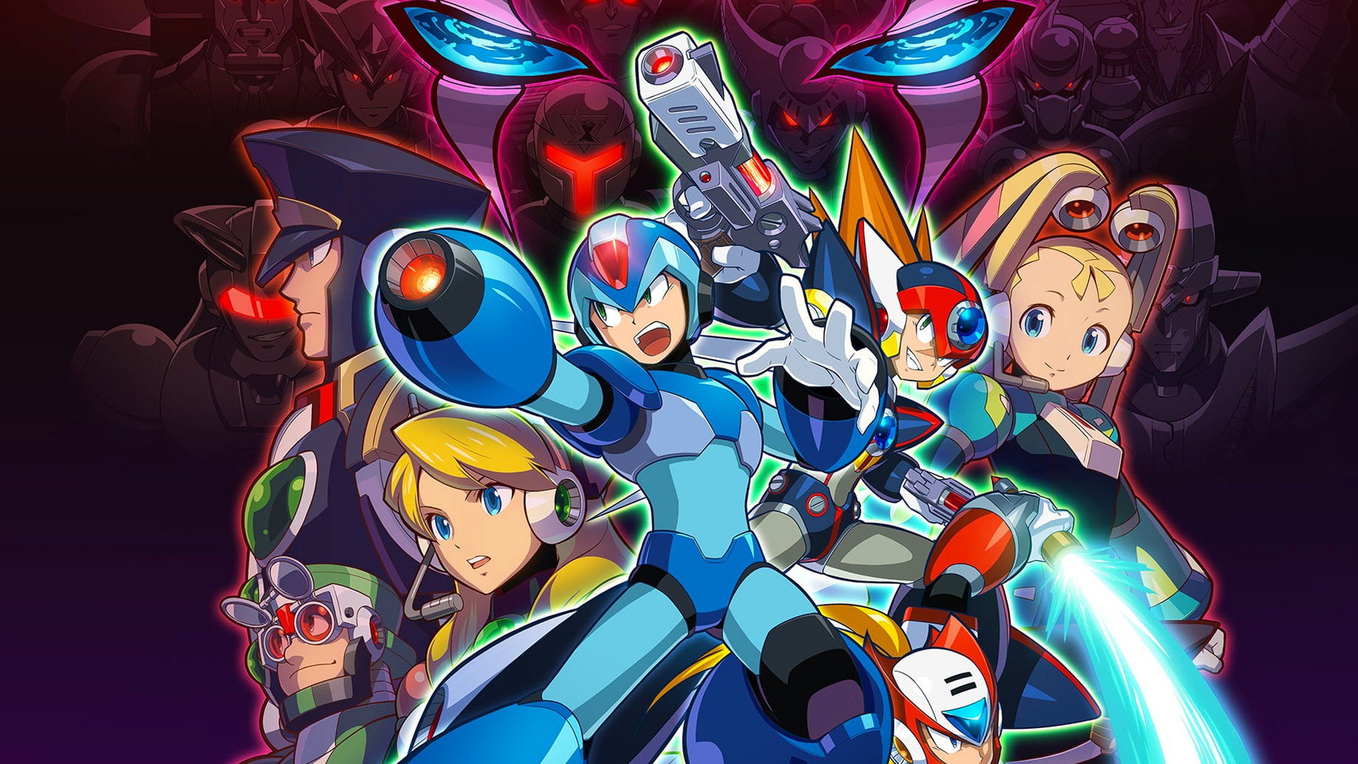 3d Unity Live Wallpaper A New Mega Man X Legacy Collection Trailer Reveals Lots Of