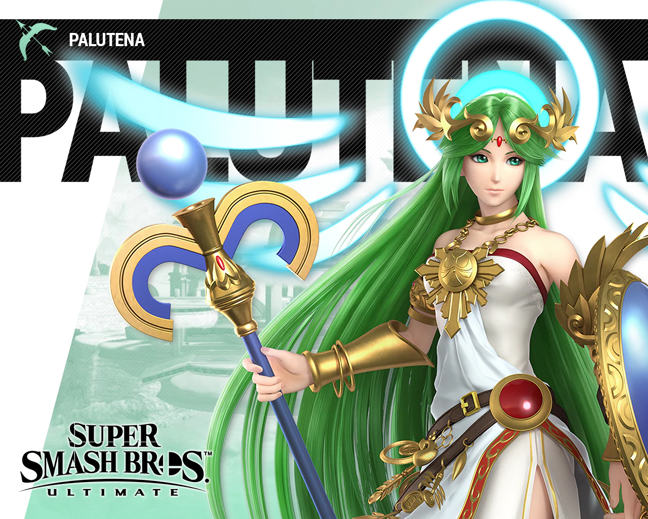 Animated Wallpaper Iphone 7 Super Smash Bros Ultimate Palutena Wallpapers Cat With