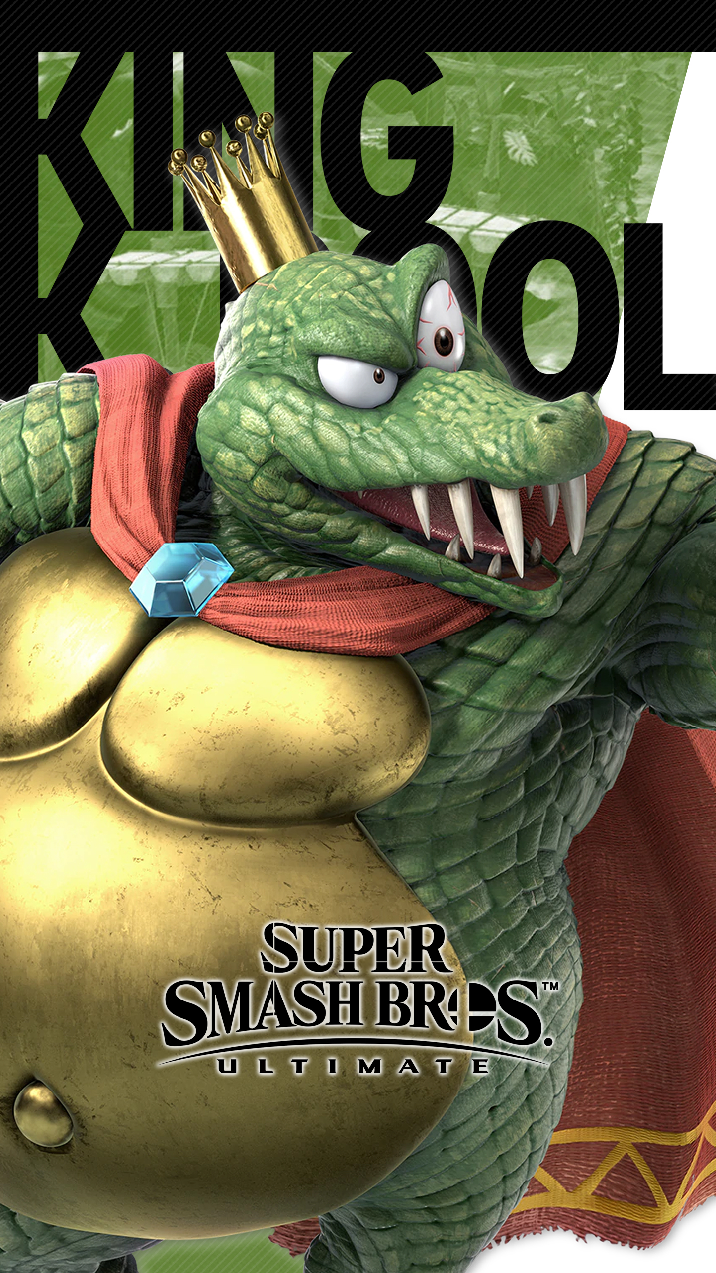 Iphone 7 Animated Wallpaper Super Smash Bros Ultimate King K Rool Wallpapers Cat