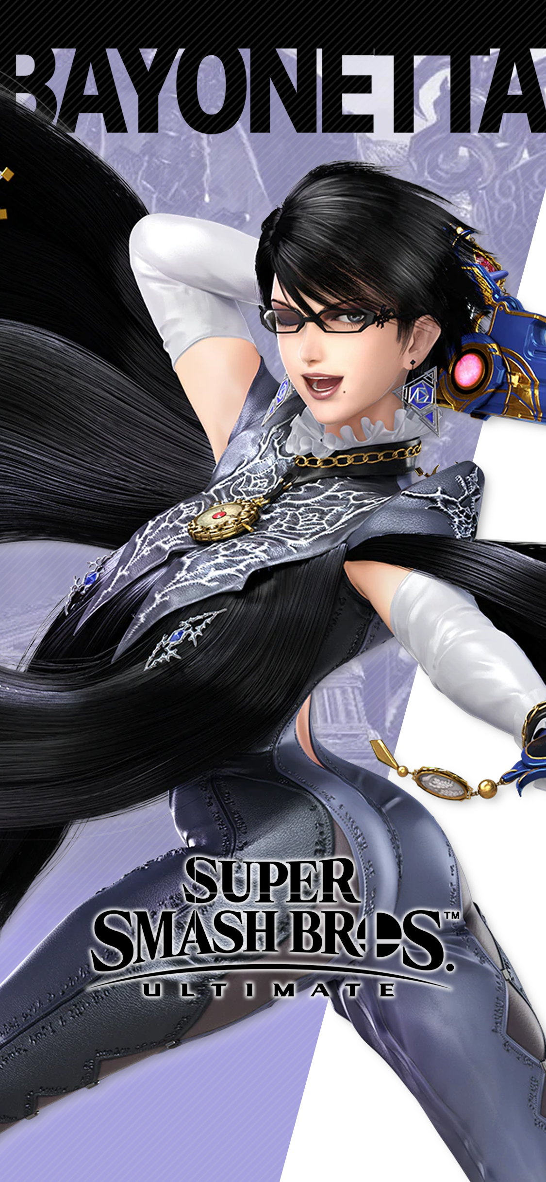 Galaxy S8 Animated Wallpaper Super Smash Bros Ultimate Bayonetta Wallpapers Cat With