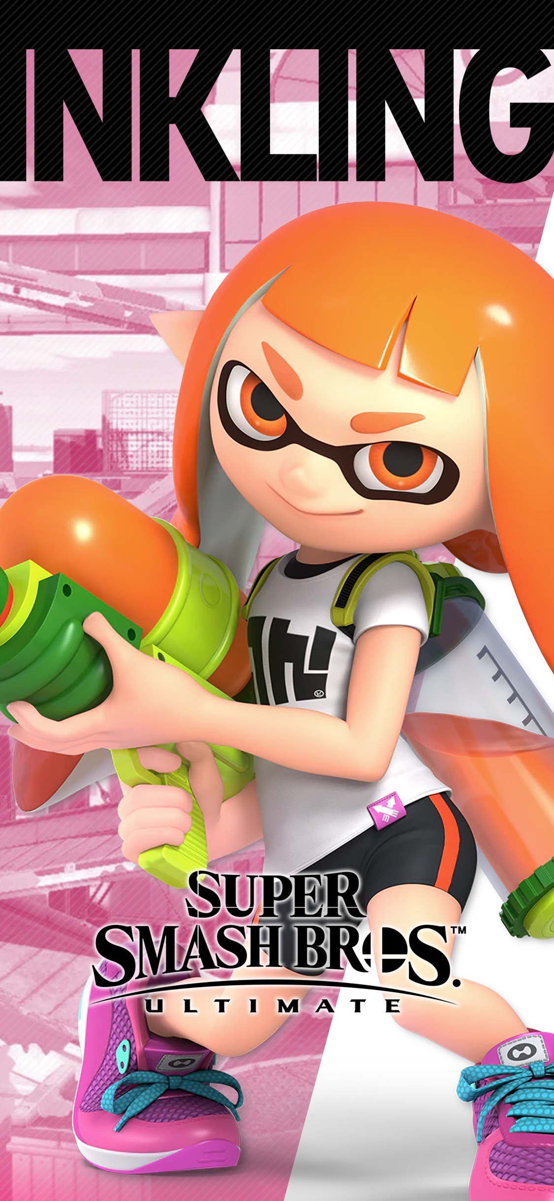 Joker Animated Wallpaper Super Smash Bros Ultimate Inkling Wallpapers Cat With