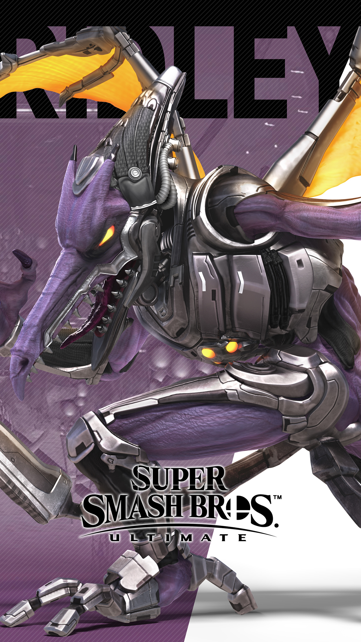 Galaxy S8 Animated Wallpaper Super Smash Bros Ultimate Meta Ridley Wallpapers Cat