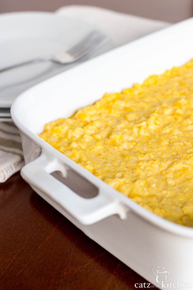 Sweet Corn Tomalito - Catz in the Kitchen