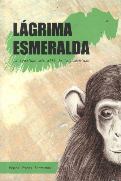 Portada Lágrima esmeralda