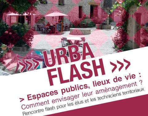Urba-flash: espaces publics, lieux de vie<br><p class=