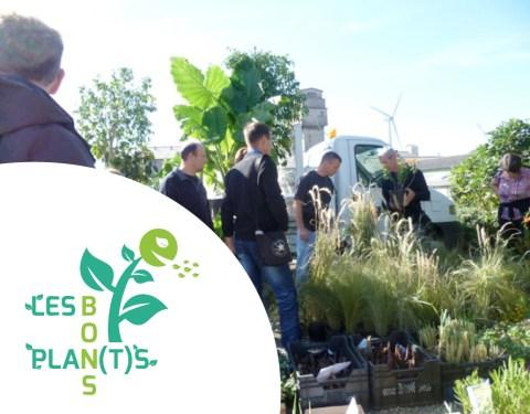 Bourse de don de plantes<br><p class=