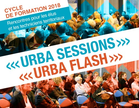 Urba-sessions Urba-flash: programme 2018<br><p class=