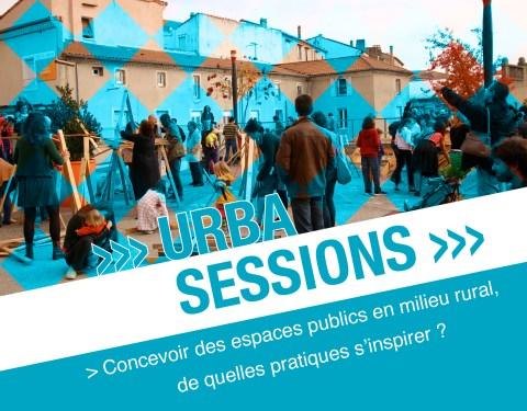 UrbaSession: Concevoir des espaces publics en milieu rural<br><p class=