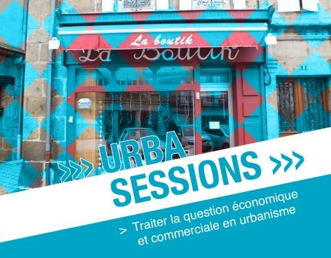 UrbaSession : Traiter la question économique et commerciale en urbanisme<br><p class=