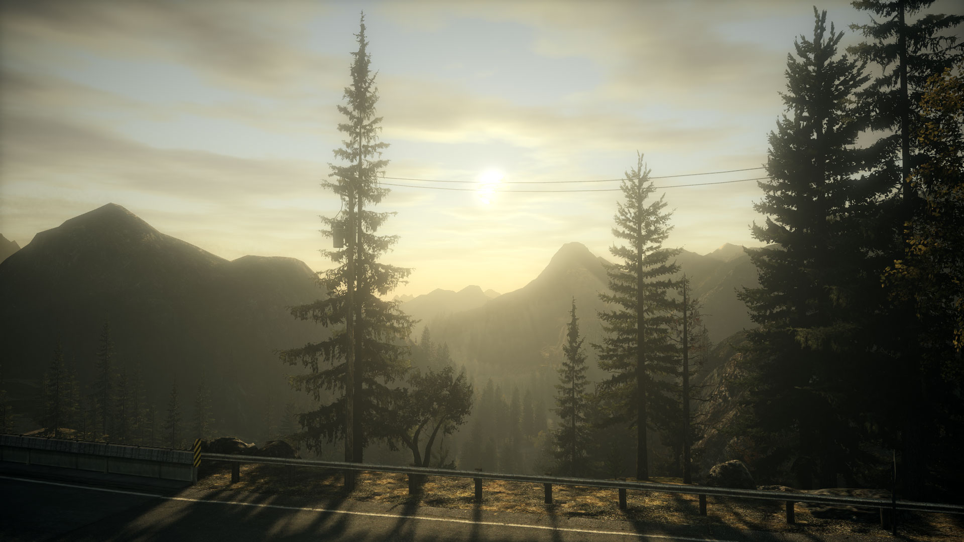 Komputer Gaming [review] Alan Wake Was My Disturbing Boyfriend (xbox 360