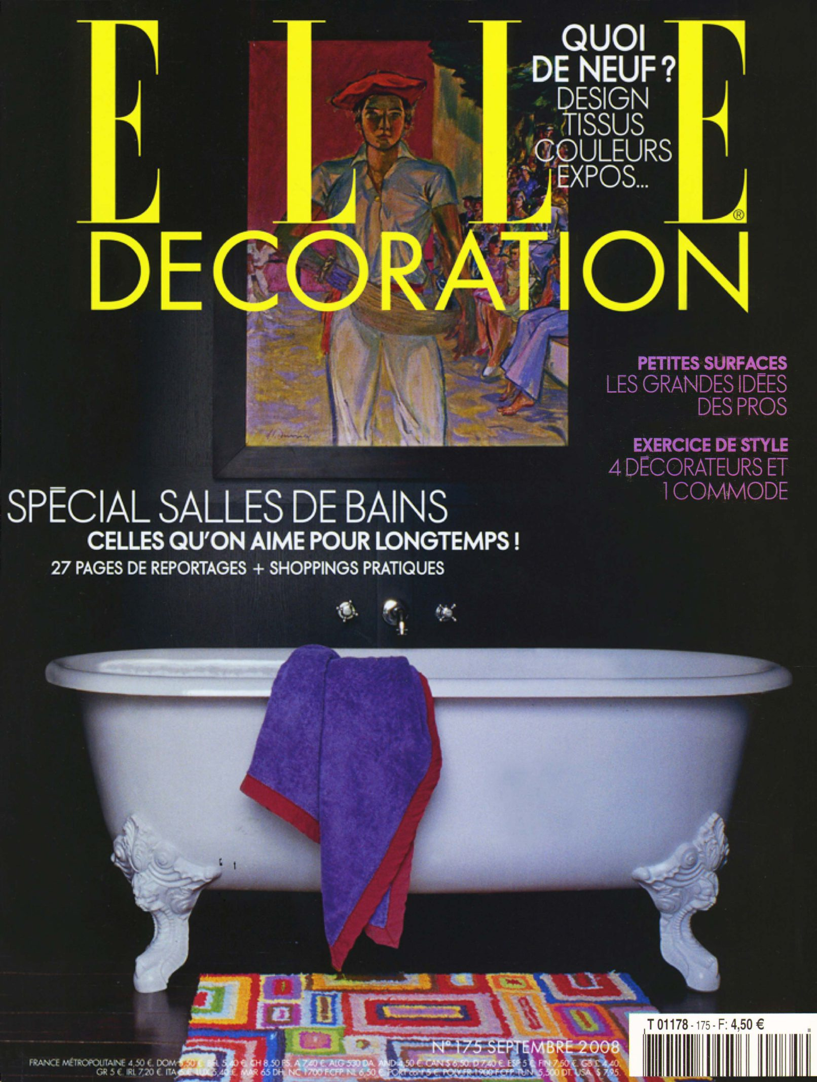 Elle Decoration France Elle Decoration France Caumont Interiors