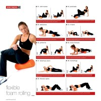 Foam Roller Exercises  Back Pain, Causes of Back Pain ...