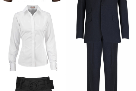 Decoding Sauder's Dress Code: A Two-Step Guide