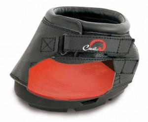 Cavallos Enhanced Protection Gel Pads Hoof Boots Horse