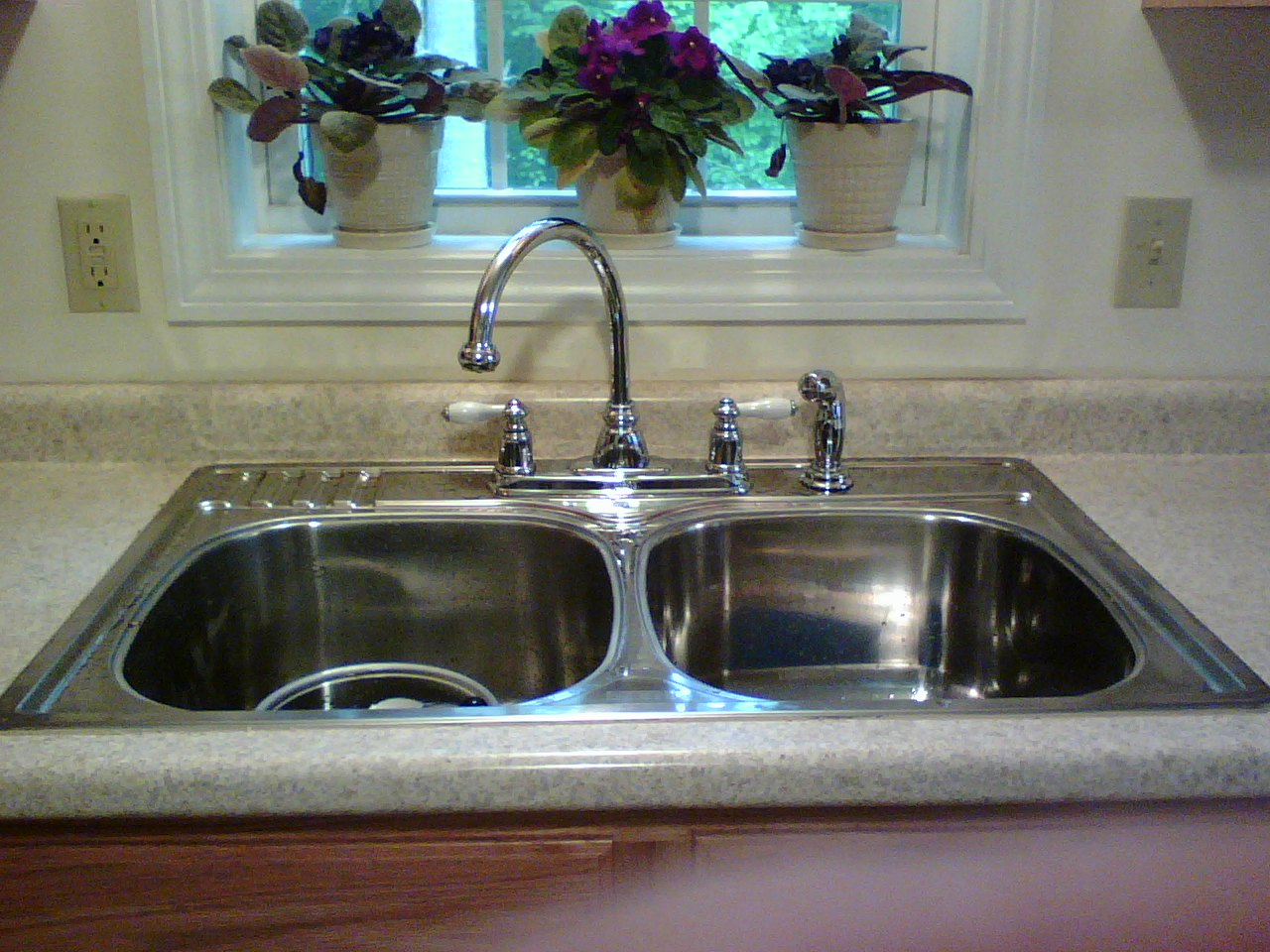 duboard kitchen sink Origin of the kitchen sink analogy