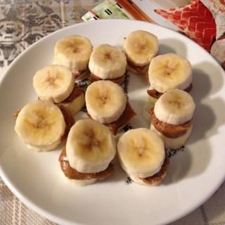 Don't Cave In: Banana Bites