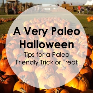 Paleo Pointers: How to Have a Paleo Halloween