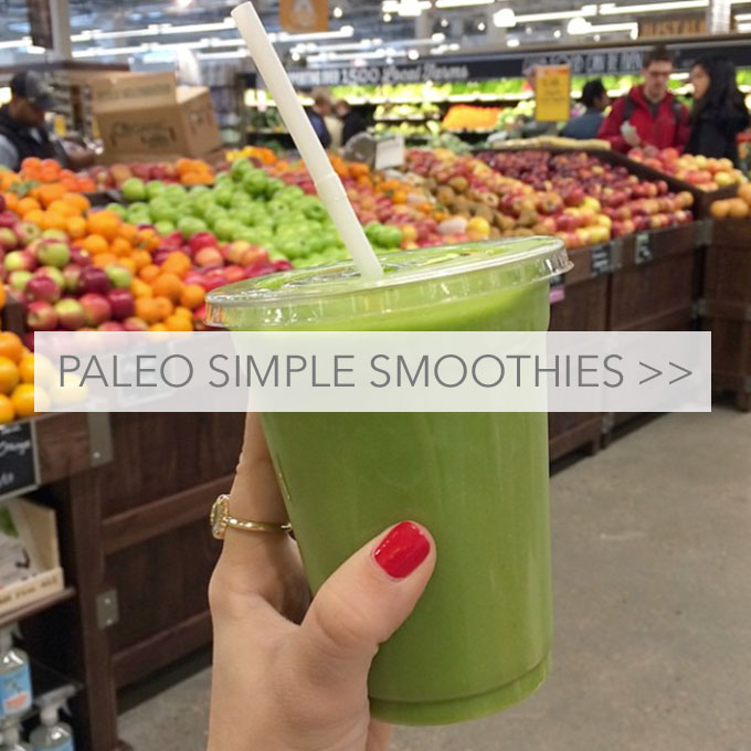 Paleo Pointer_Simple Smooties