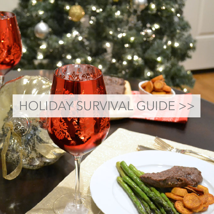 Paleo Pointer_Surviving the Holidays