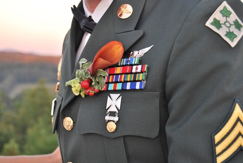 Military Discounts at Cavender Castle Weddings
