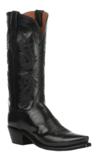 Black Cowboy Boots For Ladies Coltford Boots