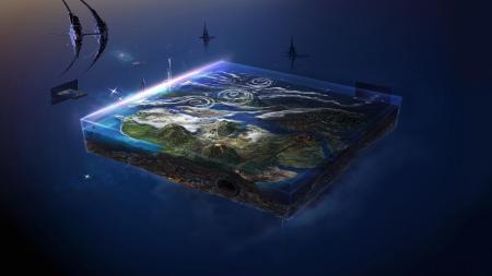 True Earth Shape