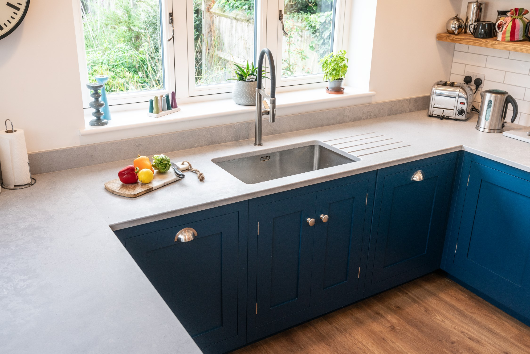 Concrete Kitchen Worktops Advice Cawdor Stone