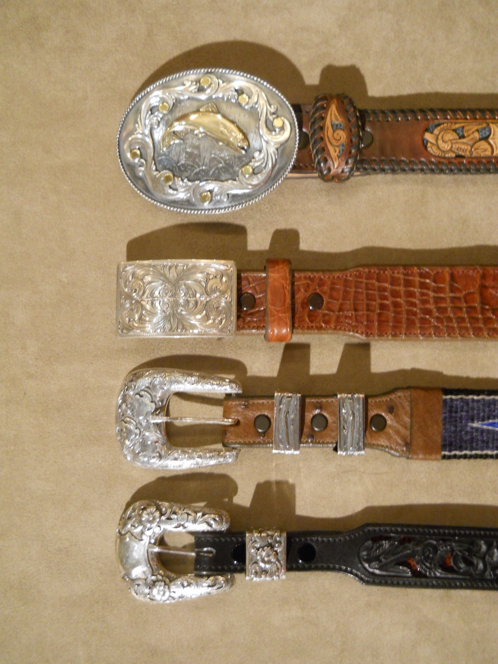 Buckle Tip Sets Tom Taylor Belts Buckles Bags Range Writer Blog Cayuse Western Americana