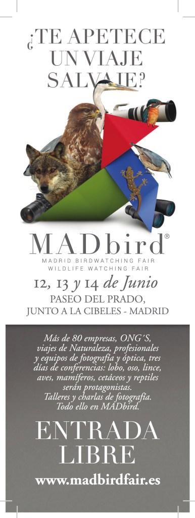 MADbird cartel 2015