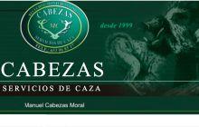 Presentación del programa montero de Manuel Cabezas 2015/16
