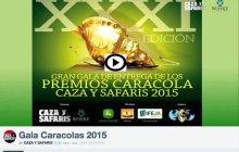 ¡No te pierdas el vídeo resumen de la XXXI Gala de los Premios Caracola!