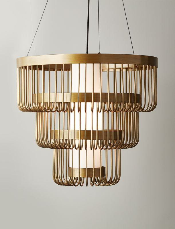 Modern Chandeliers Australia Contemporary Lighting And Lamps Cb2