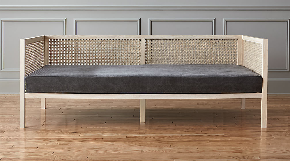 boho rattan daybed + Reviews CB2