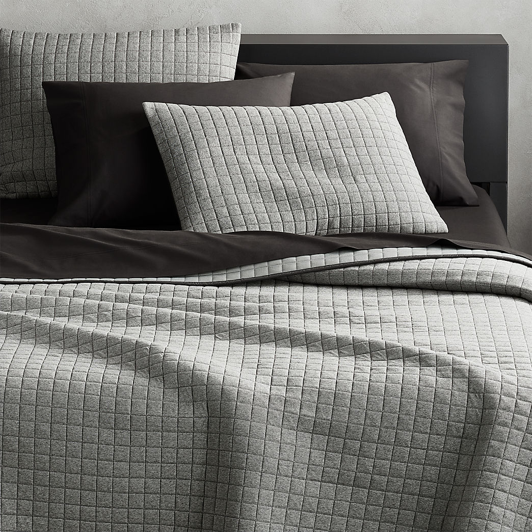 Cotton Bed Linen Sale Clearance Bedding And Bath Cb2