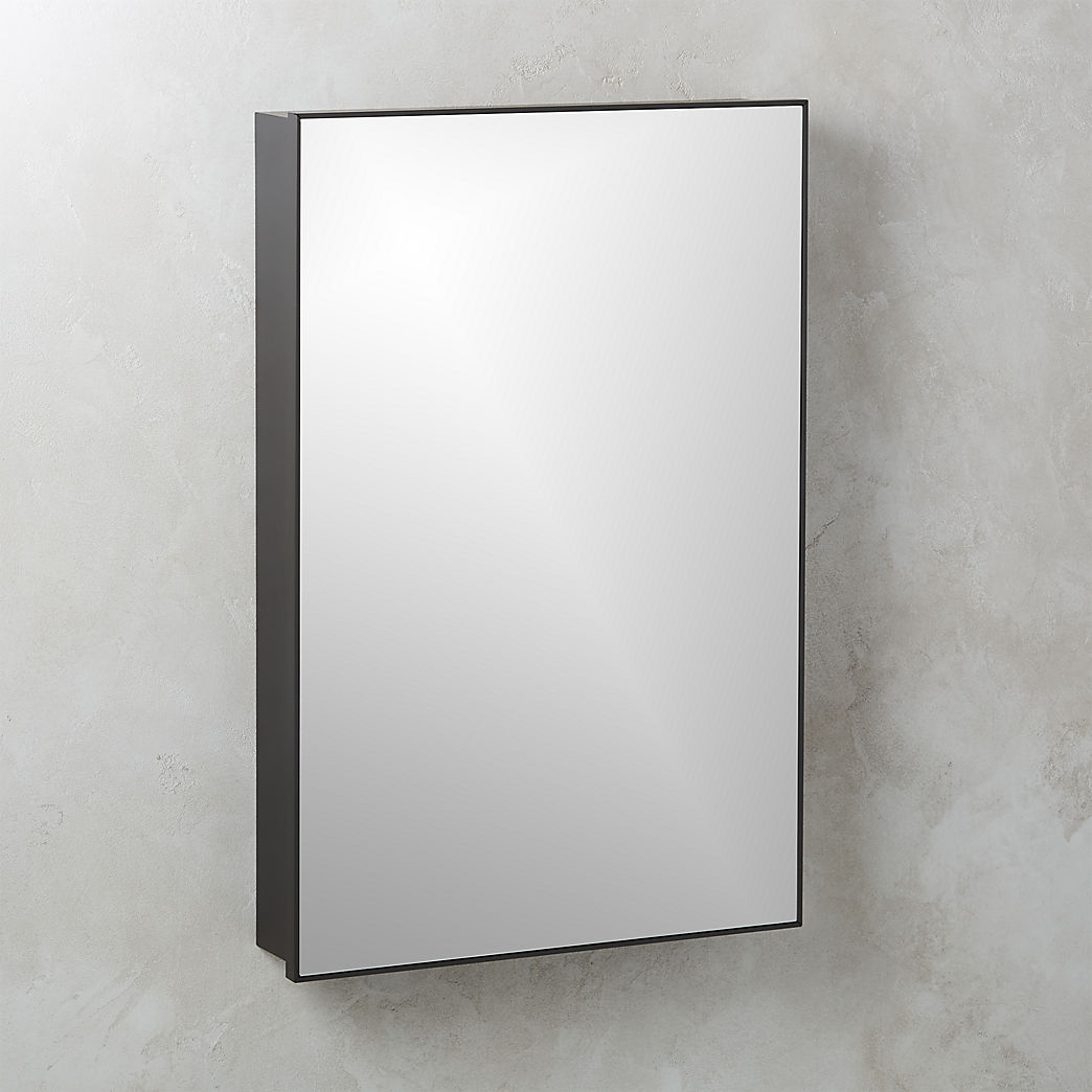 Recessed Shaving Cabinets Unique Vanity Mirrors Cb2