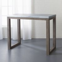 Stern Small Counter Height Table + Reviews | CB2