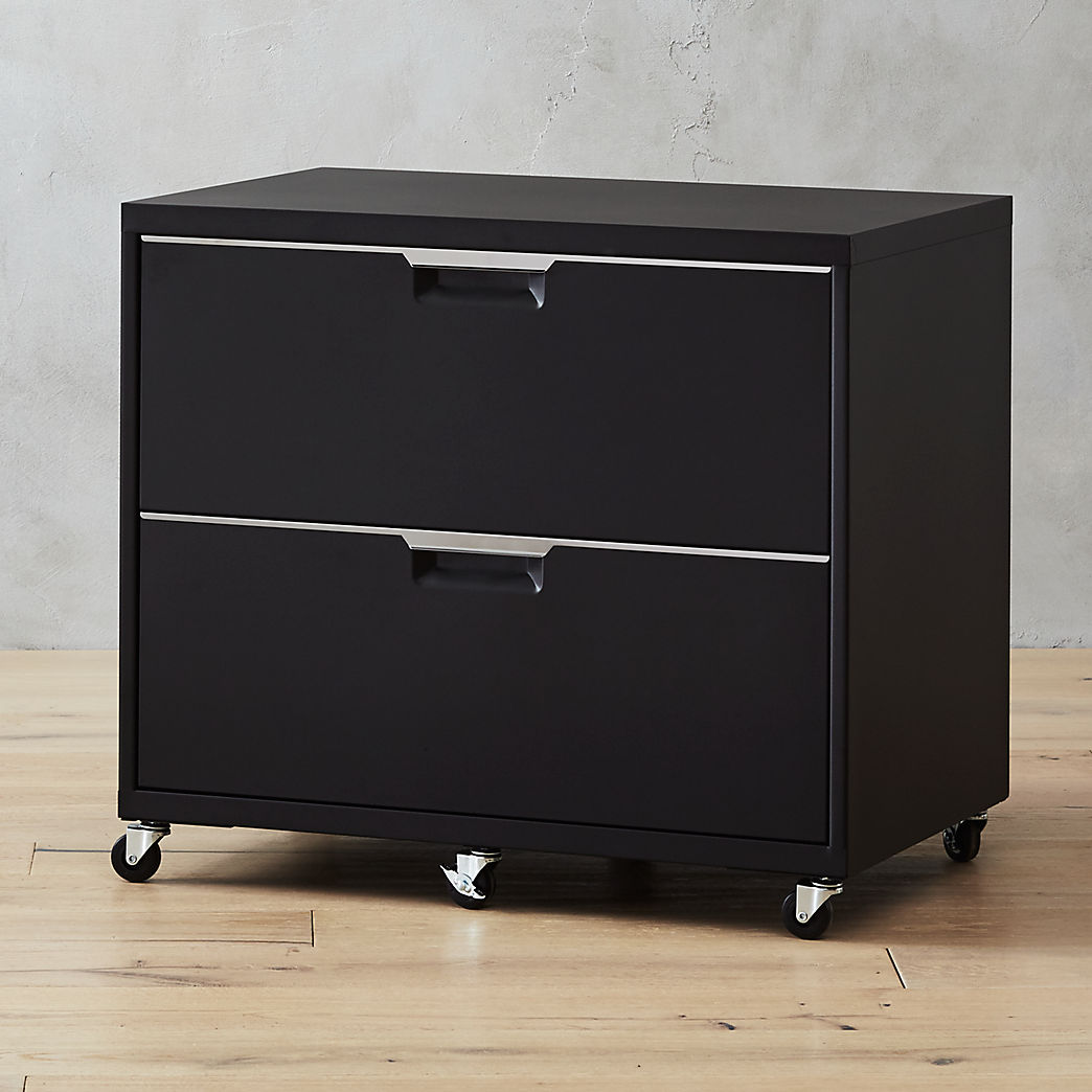 Filing Cabinet Insert Modern File Cabinets Cb2