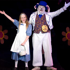 February 11: Alice in Wonderland