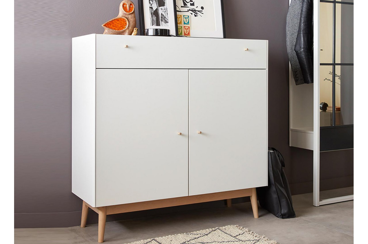 Commode Style Nordique Commode Style Scandinave Amazing Drawer Chest With