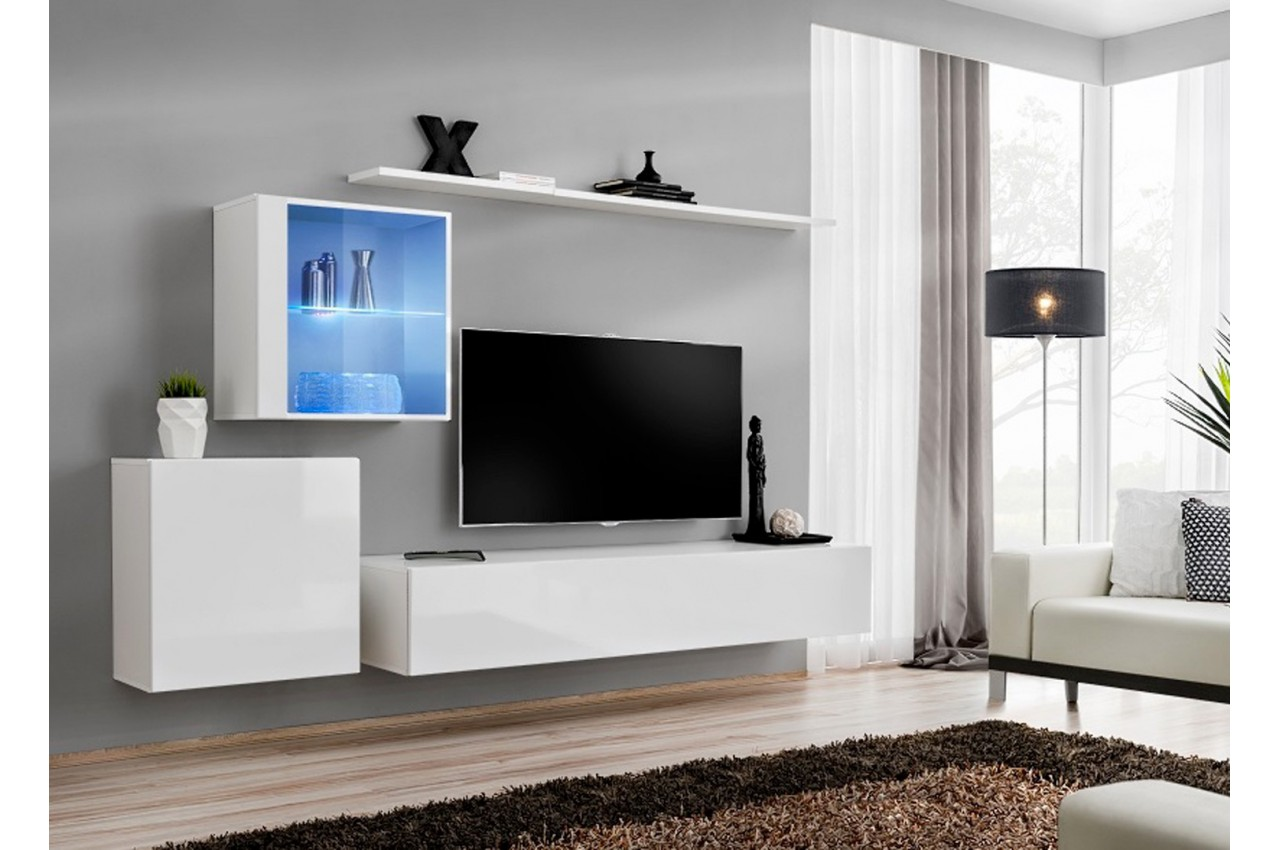 Meuble Tv Designe Ensemble Meuble Tv Design Costa 15 Cbc Meubles