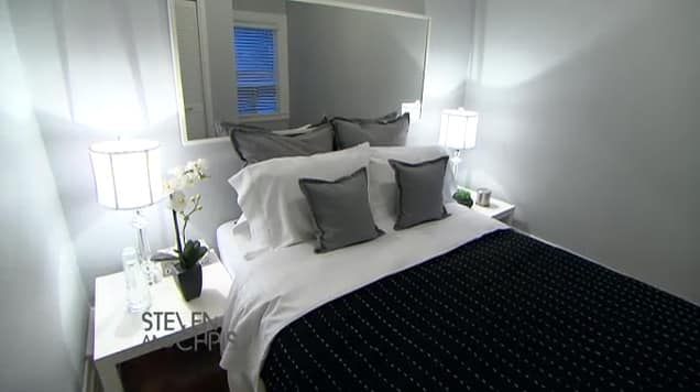 Ikea Bed Sheets Luxe For Less: A Luxurious Bed - Steven And Chris