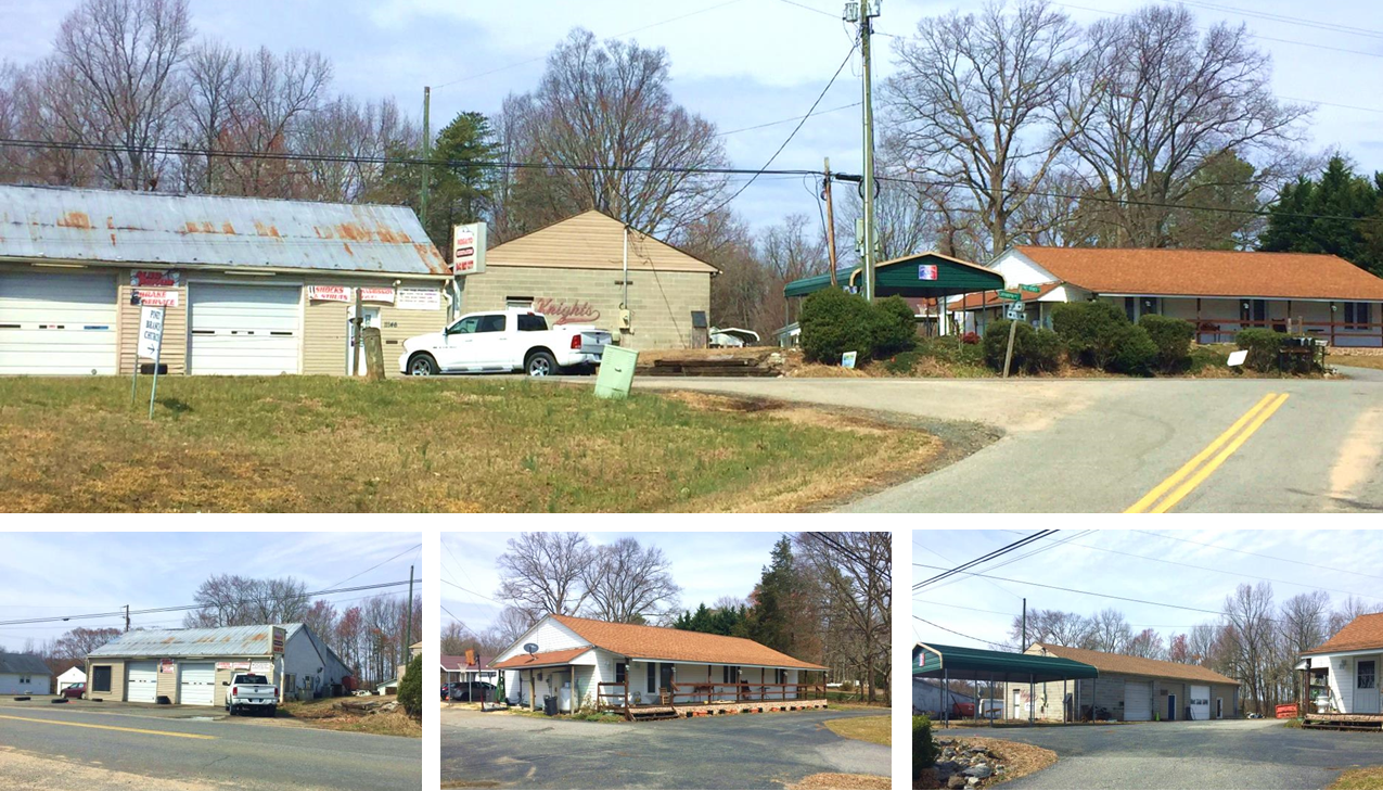Garage For Rent Fredericksburg Va Knights Garage 5 Buildings On 2 82 Ac W Rental Income Coldwell