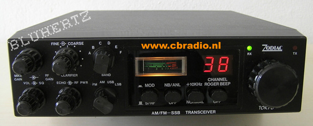 12v Dimmer Www.cbradio.nl: Pictures And Specifications Zodiac Tokyo