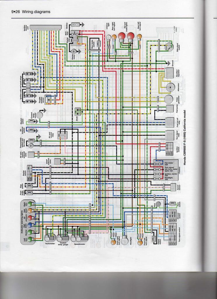 honda cbr600f3 wiring diagram