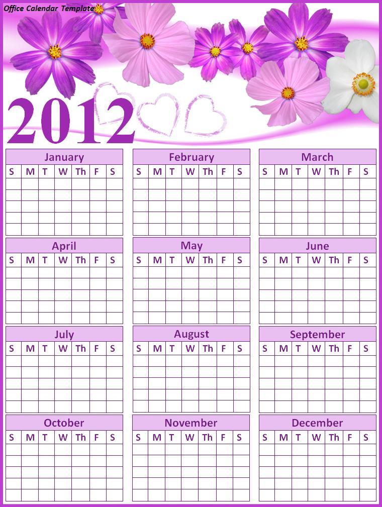 microsoft office calendar templates for word 3slufsluidsprekers